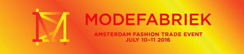 MDOEFABRIEK header MODE FABRIEK    JULY  2016